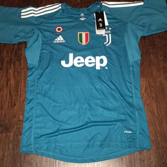 0746eed0a Gigi Buffon Juventus Blue Jersey World Cup Medium